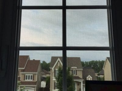 Fenêtre 2 chambre Avant
