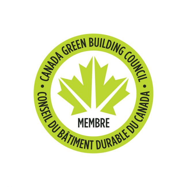 Membre du Conseil du bâtiment durable du Canada